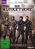 Die Musketiere - Die komplette 1. Staffel -