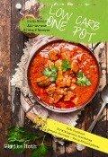 Low Carb One Pot Pasta Meals All-in-one Eintopf Rezepte Diät Kochbuch für Mittagessen Abendessen - Ulrike Roth