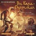Die Kane-Chroniken, Folge 3: Der Schatten der Schlange - Rick Riordan
