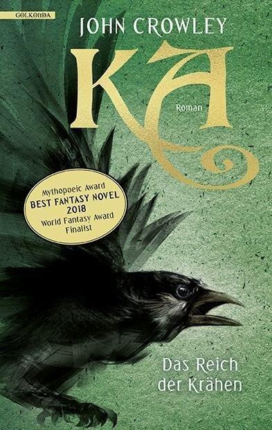 KA - Das Reich der Krähen - John Crowley