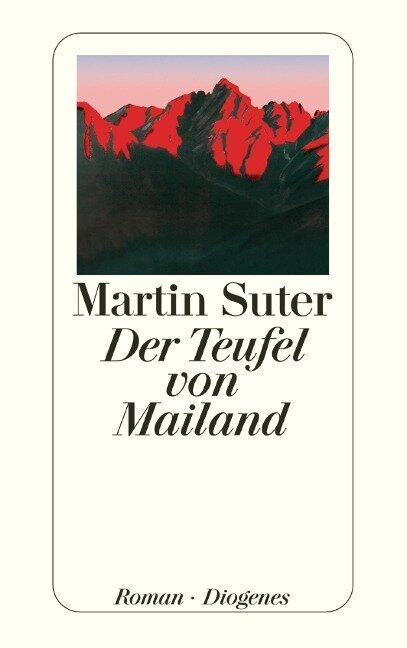 Der Teufel von Mailand - Martin Suter
