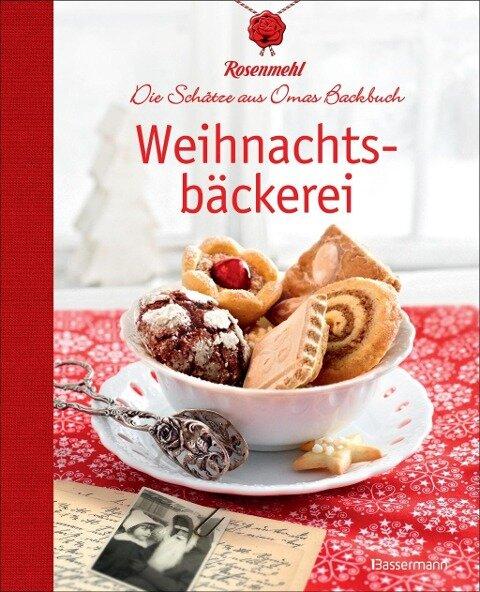 Weihnachtsbäckerei -