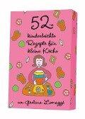 52 kinderleichte Rezepte für kleine Köche - Giulana Lomazzi