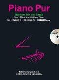 Piano Pur - Balsam für die Seele (Buch / CD) - Hans-Gunter Heumann