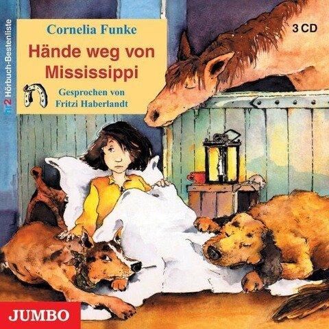 Hände weg von Mississippi. 3 CDs - Cornelia Funke
