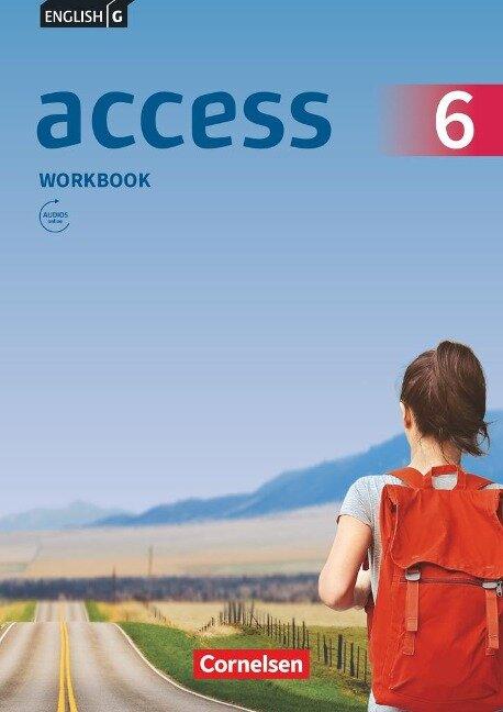 English G Access Band 6: 10. Schuljahr - Allgemeine Ausgabe - Workbook mit Audios online - Jennifer Seidl
