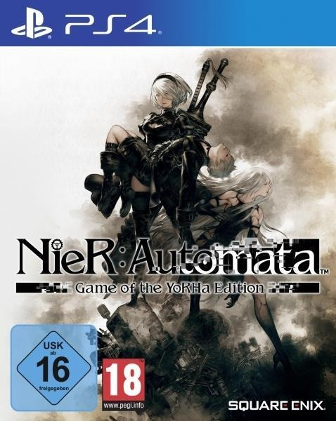 NieR: Automata Game of the YoRHa Edition (PlayStation PS4) -
