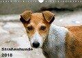Straßenhunde (Wandkalender 2018 DIN A4 quer) - Antje Bakker