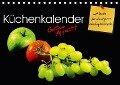 Küchenkalender Guten Appetit (Tischkalender 2017 DIN A5 quer) - Stefan Mosert