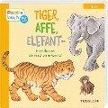 Tiger, Affe, Elefant - hast du uns denn schon erkannt? - Silke Neubert
