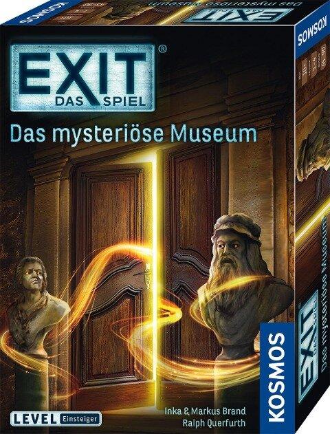EXIT - Das mysteriöse Museum - Inka Brand, Markus Brand, Ralf Querfurth