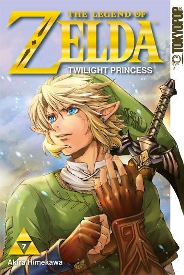 The Legend of Zelda 17 - Akira Himekawa