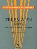 Six Canonic Sonatas and a Circle Canon - Georg Philipp Telemann