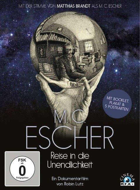 M.C. Escher - Reise in die Unendlichkeit (Special Edition) -
