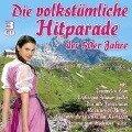 Die Volkstümliche Hitparade Der 50er Jahre - Various