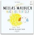 MILLAS KRITZEL MALBUCH - Mach es Fertig! - Milla Petersson