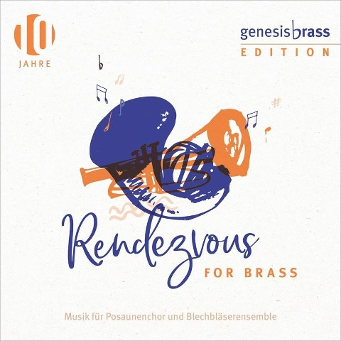 Rendezvous for Brass - Genesis Brass