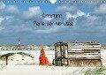 Amrum, Perle der Nordsee (Wandkalender 2017 DIN A4 quer) - Simona Fröhlich
