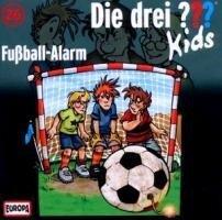 Die drei ??? Kids 26. Fußball-Alarm (drei Fragezeichen) CD -