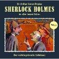 Sherlock Holmes, Die neuen Fälle, Fall 12: Der verhängnisvolle Schlüssel - Sir Arthur Conan Doyle
