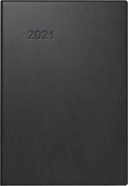 BRUNNEN 1072311901, Wochenkalender/Taschenkalender 2021 Modell 723 -