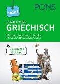 PONS Mini-Sprachkurs Griechisch. Mit Audio-Download -