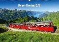 Berner Oberland 2018 (Wandkalender 2018 DIN A2 quer) - Calendaria Ag