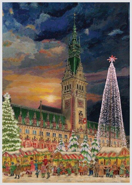 "Adventskalender ""Hamburg"" - Pavel Piotre"