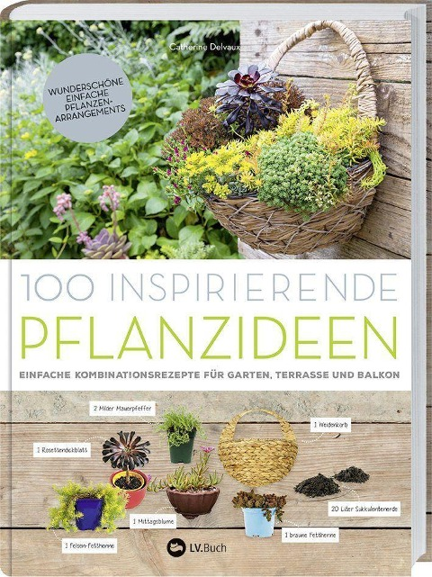 100 inspirierende Pflanzideen - Catherine Delvaux