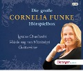 Die große Cornelia Funke-Hörspielbox - Cornelia Funke, Jan-Peter Pflug, Thorsten Zeitnitz