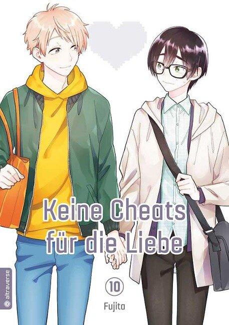 Keine Cheats für die Liebe 10 - Fujita