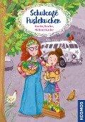 Schulcafé Pustekuchen, 2, Backe, backe, Hühnerkacke - Kati Naumann