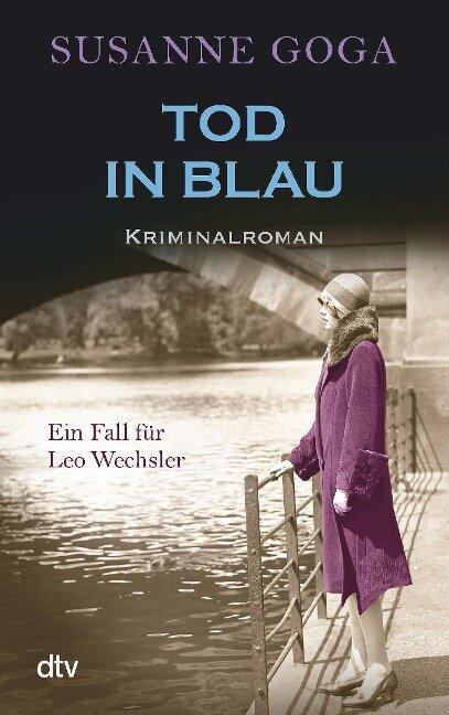 Tod in Blau - Susanne Goga