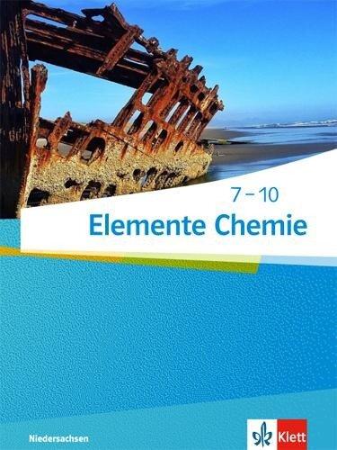 Elemente Chemie - Ausgabe Niedersachsen G9. Schülerbuch 7.-10. Klasse -