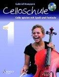 Celloschule Band 1 - Gabriel Koeppen