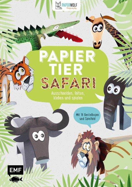 Papiertier - Safari
