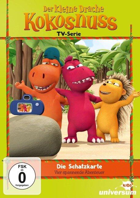 Der kleine Drache Kokosnuss TV Serie (DVD 6) -