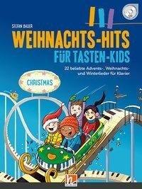 Weihnachts-Hits für Tasten-Kids - Stefan Bauer