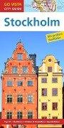 GO VISTA: Reiseführer Stockholm - Rasso Knoller