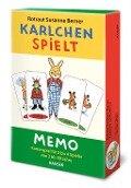 Karlchen spielt - Memo - Rotraut Susanne Berner