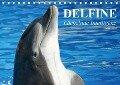 Delfine - Lächelnde Intelligenz (Tischkalender 2018 DIN A5 quer) - Elisabeth Stanzer
