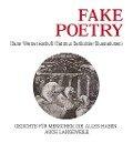Fake Poetry - Hans - Werner Aschoff