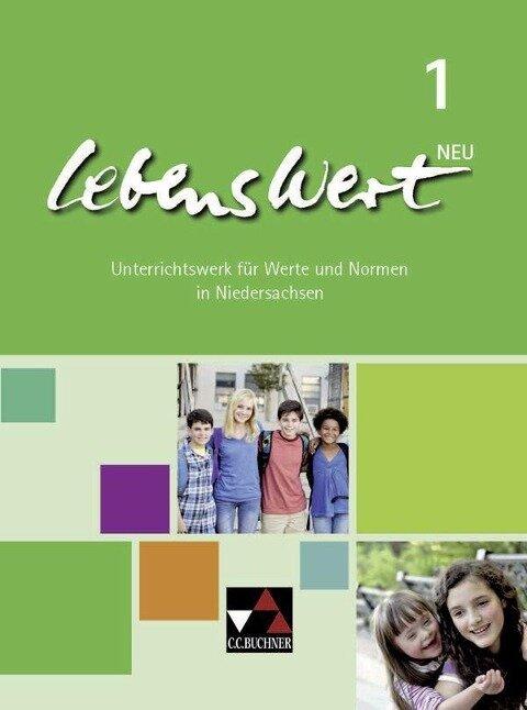 LebensWert 1 - neu - Jörg Peters, Martina Peters, Bernd Rolf