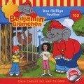 Benjamin Blümchen 105. Das fleißige Faultier. CD -
