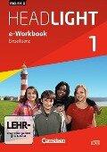 English G Headlight 01: 5. Schuljahr. e-Workbook auf CD-ROM -