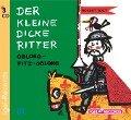 Der kleine dicke Ritter. 3 CDs - Robert Bolt