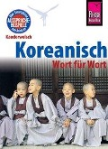 Reise Know-How Sprachführer Koreanisch - Wort für Wort - Andreas Haubold, Dietrisch Haubold
