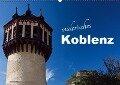 Malerisches Koblenz (Wandkalender 2019 DIN A2 quer) - U. Boettcher