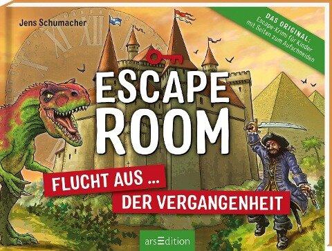Escape Room - Flucht aus der Vergangenheit - Jens Schumacher