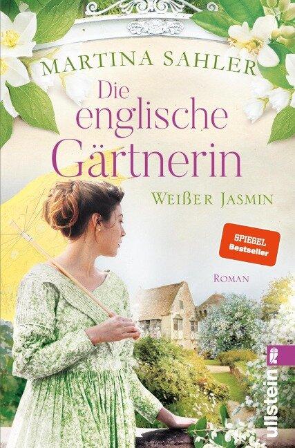 Die englische Gärtnerin - Weißer Jasmin - Martina Sahler